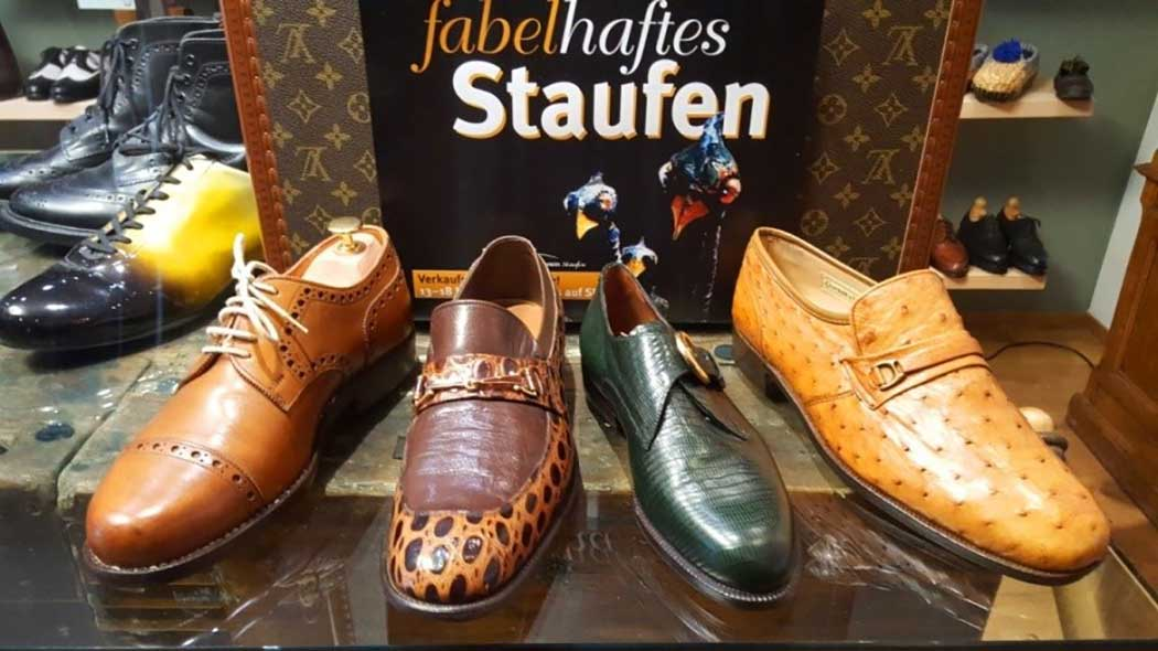 Classic Shoes Staufen – First Class/Second Hand