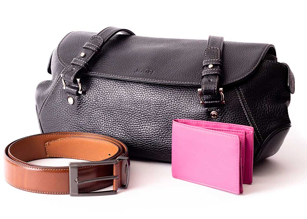 The Leather Milk also for bags, cases and belts