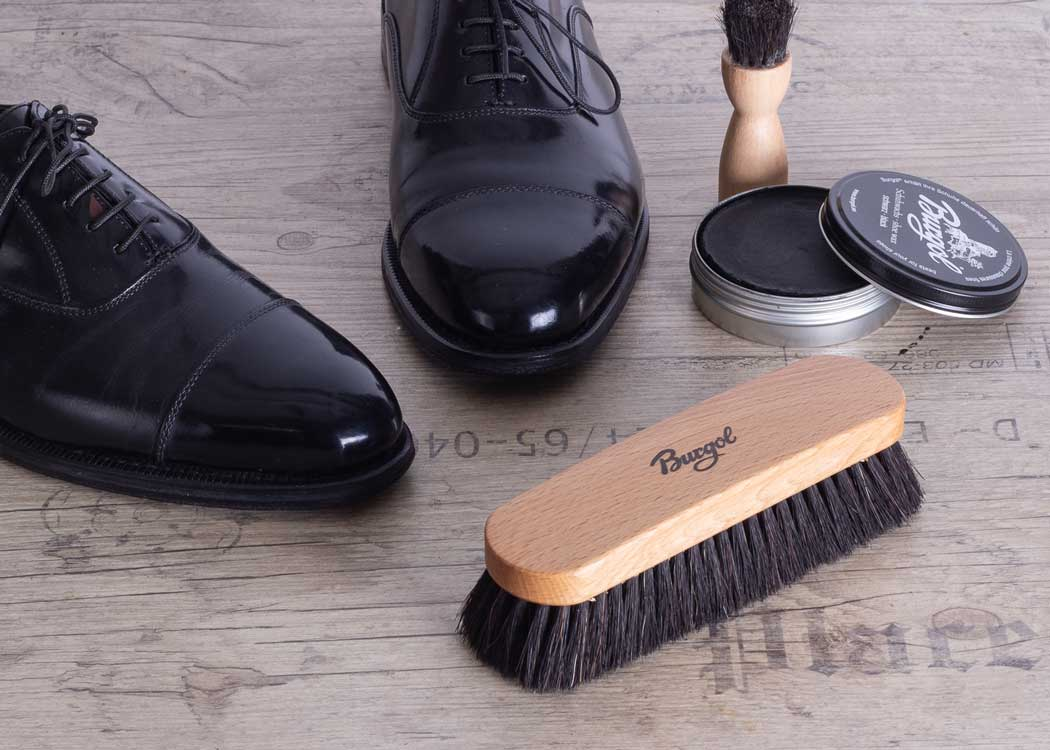 Burgol Brushes Horse Hair