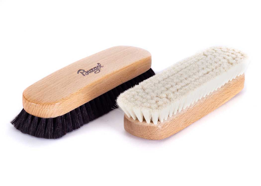 Burgol Goat Hair Brush