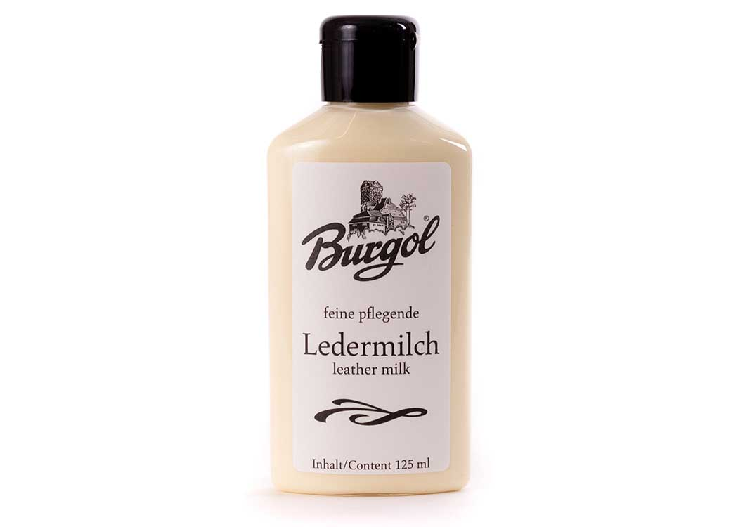 Burgol Leather Milk
