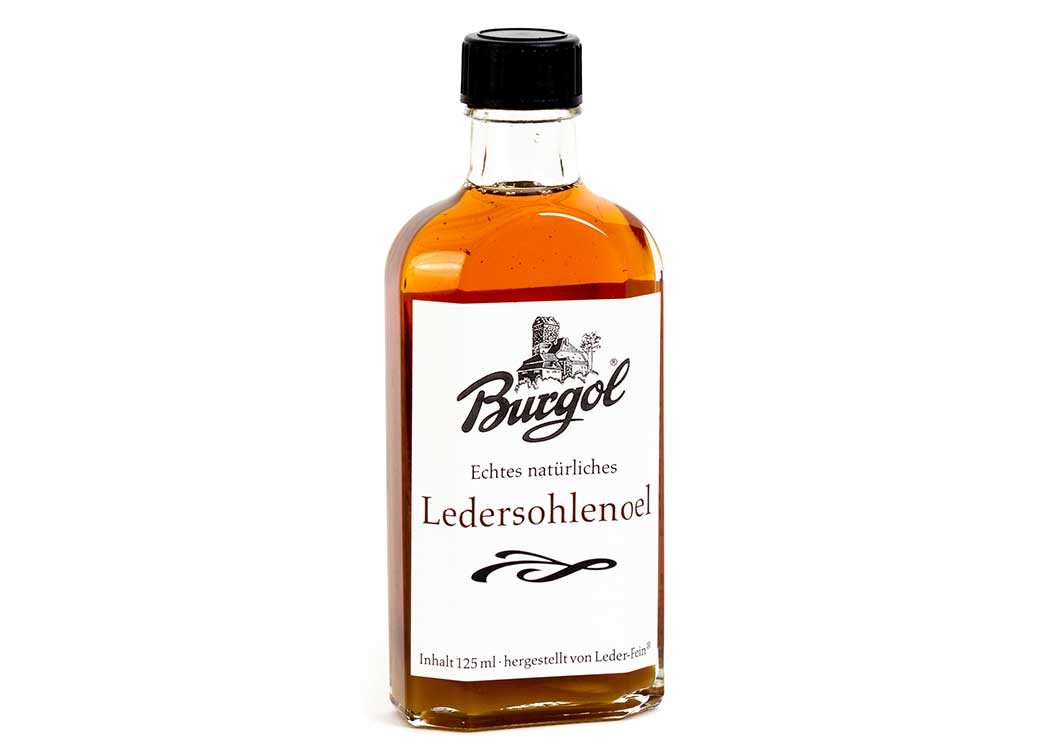 Burgol Leather Sole Oil